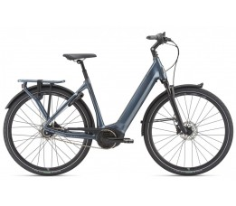 Giant Dailytour E+, Steel Blue