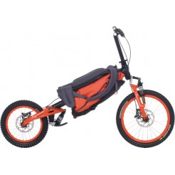 Koga Bergmonch 2011, Pure Orange/solid Black