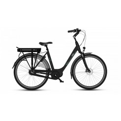 Freebike Soho N8 M400, Black Mat