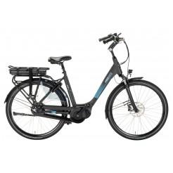 Freebike Soho N8 M400 Black L57, Zwart