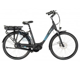 Freebike Soho N8 M400 Black L57, Zwart