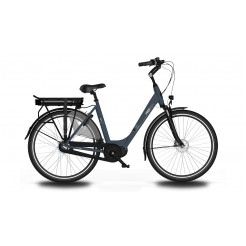 Freebike Soho N8 M400, Jeans Blauw