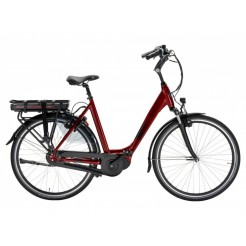 Freebike Soho 560wh, Mercedes Rood