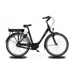 Freebike Soho 560wh, Black-mat