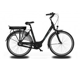 Freebike Soho 560wh, Black-mat