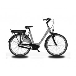 Freebike Soho 560wh, Grijs Mat